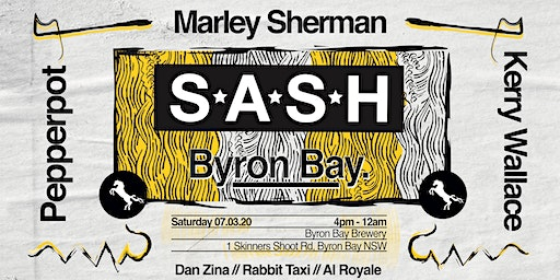 ★ SASH Byron ★ Pepperpot ★ Marley Sherman ★ Kerry Wallace ★