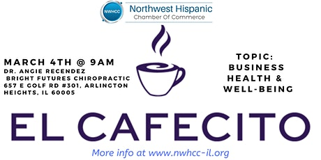 El Cafecito: Business Health & Well-Being tickets