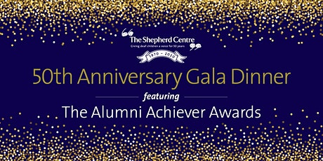 The Shepherd Centre 50th Anniversary Gala Dinner tickets