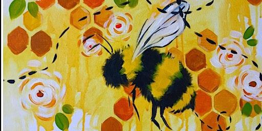 Yellow Bee Masterpiece