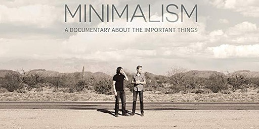 Minimalism - Film Night & Shared Community Dinner