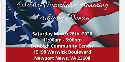Circle of Sisterhood Event for Military Women