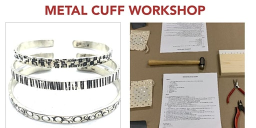 Silver Cuff Workshop