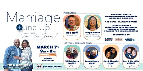 Marriage Tune-Up with Tim and Jen!  tickets