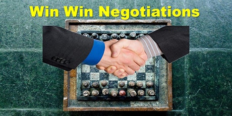 CE - Win Win Negotiations in Real Estate tickets