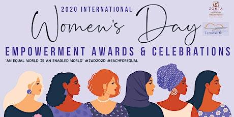 2020 International Women's Day Celebration & Awards Tamworth tickets