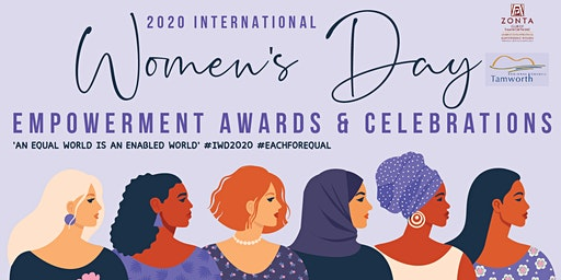 2020 International Women's Day Celebration & Awards Tamworth
