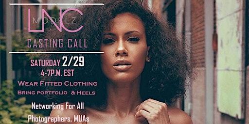LNC Modelz Casting Call