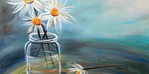 February Painting Party at The Break Room by Mesaros