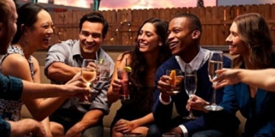 Meet new friends – like-minded ladies & gents! (21-45)(FREE Drink/Hosted)FR