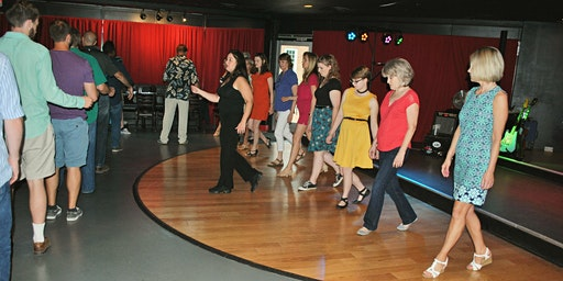 Beyond Beginner West Coast Swing Dance Class--6 Wk. Session