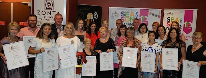 2020 International Women's Day Celebration & Awards Tamworth image