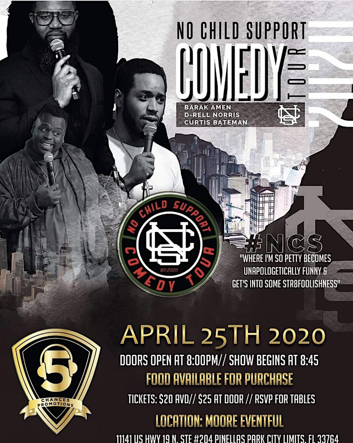 Talent's Comedy Takeover image