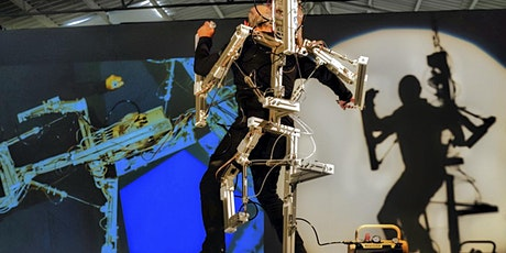 EXHIBITION LAUNCH | STELARC: Posthuman Bodies tickets
