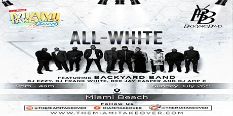 13th Annual Miami Takeover: Go-Go Basel All-White Party (Single Event Only) tickets