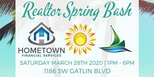 Fairwater & Hometown Financial's 1st Annual Spring Realtor Bash