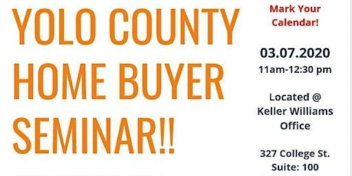Yolo County Home Buyer Seminar