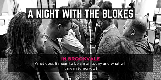 Tomorrow Man - A Night With The Blokes in Brookvale