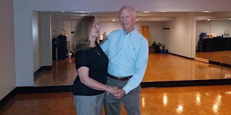 Beginner East Coast Swing Dance Class--6 Wk. Session tickets