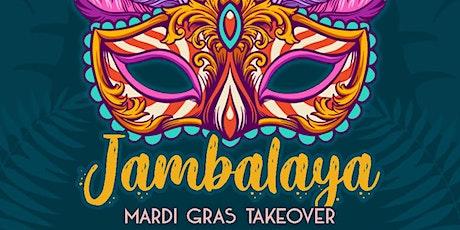 JAMBALAYA - Mardi Gras TakeOver  | LA tickets