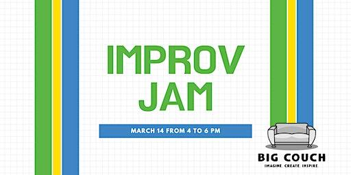 Improv Jam for March