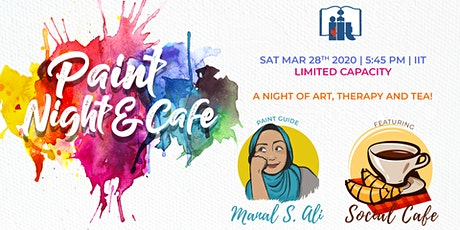 Paint Night & Cafe tickets