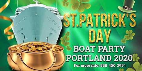 Saint Patricks Day Boat Party Portland 2020 tickets