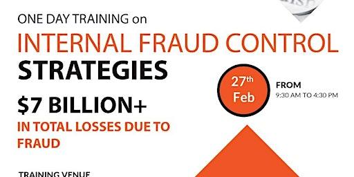Internal Fraud Control Strategies