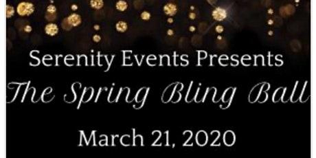 Spring Bling Ball tickets
