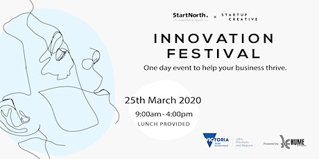 Innovation Fest tickets