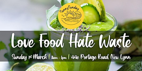 Love Food Hate Waste - Grow Your Own Greens tickets