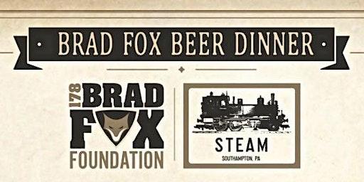 Brad Fox Beer Dinner