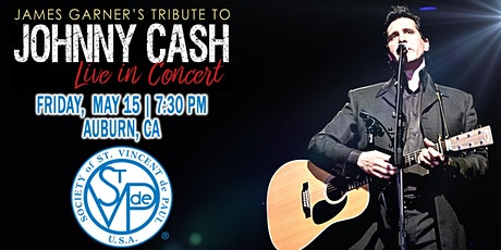 Johnny Cash Tribute by James Garner:   A Fundraiser to Help Our Neighbors in Need tickets
