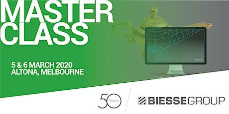 Biesse Melbourne Master Class tickets