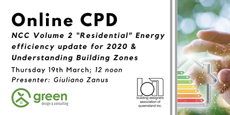 Online CPD - Residential Energy Efficiency tickets
