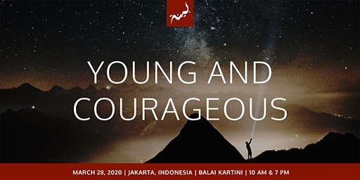 Story Night: Young & Courageous in Jakarta, Indonesia - 7 PM Session