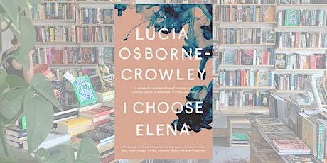 In Conversation: Lucia Osborne-Crowley tickets