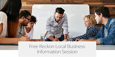 Free Local Business Information Session - Penrith tickets