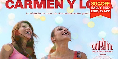"""Carmen and Lola"" by Arantxa Echevarría 劇情片