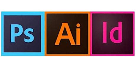 免費 - Adobe InDesign x Photoshop x Illustrator CC 應用工作坊 (Cantonese Speaker) tickets