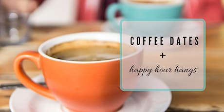 Spill Socials: Coffee Dates + Happy Hour Hangs tickets