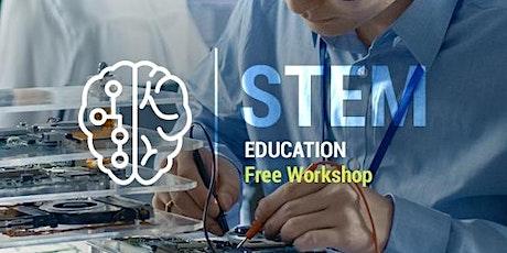 免費 - STEM Education Workshop (Cantonese Speaker) tickets