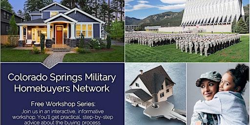 Free Homebuyer Workshop! - Colorado Springs Military Homebuyer's Network