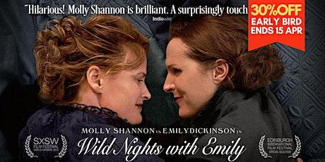 """Wild Nights With Emily"" by Madeleine Olnek 歷史劇 Historical drama 2018 tickets"