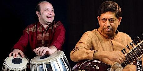 Pt. Sugato Nag and Pt. Abhijit Banerjee tickets