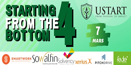 Starting From The Bottom by UStart Liège tickets