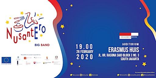 NusantEro Big Band Concert