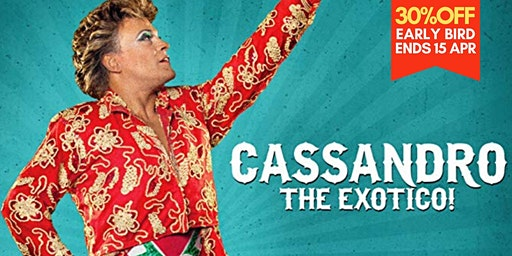 """""""Cassandro, The Exotico!"""" by  Marie Losier 紀錄⽚ Documentary 2018"""