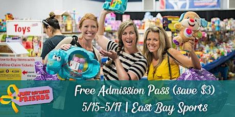 General Admission (FREE) | Just Between Friends Pleasanton | Spring 2020 tickets