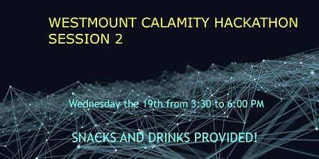 Coding Calamity Mini-Hackathon 2020 tickets